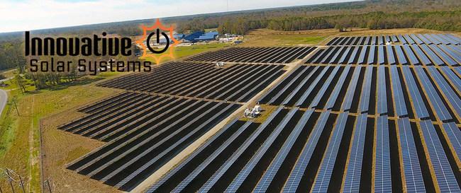 Solar Farm Corporation (Innovative Solar Systems) Offers 3.7GW's of Solar Farm Projects for Sale