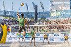 Saymon and Álvaro Win Brazilian Showdown to Claim Gold at the Swatch Beach Volleyball Fort Lauderdale Major