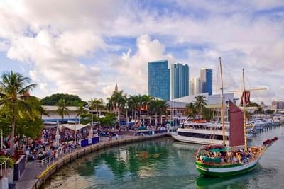 Festival Locales por el chef James, Bayside Marketplace, Miami, Florida