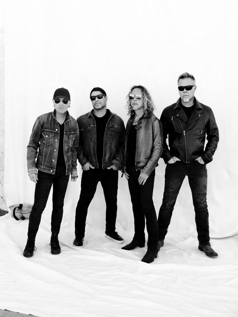 Metallica, photo: Herring Herring