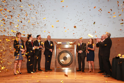 The Trendlines Group completes successful IPO in Singapore on the SGX in November 2015. (PRNewsFoto/The Trendlines Group Ltd.)