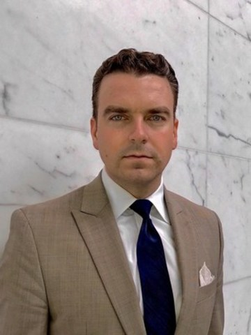 Robert Baines, new President of the NATO Association of Canada. (CNW Group/NATO Association of Canada)