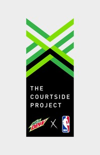Mountain Dew Launches The Courtside Project.