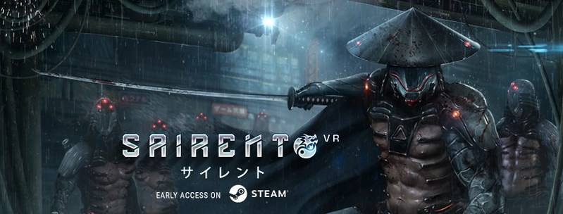 """Sairento VR allows players to perform feats like leaping a few metres into the air, slowing down time and guns blazing, thereafter landing in front of an enemy and swiping a katana blade through him."""