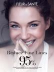 NEW STUDY: 95% of Women Observed Fine Lines Being Minimized After Testing Intense Anti Wrinkle & Fine Line Minimizing Serum by Fleur de Santé