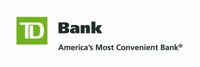 America's Most Convenient Bank. (PRNewsFoto/TD Bank) (PRNewsFoto/TD BANK)
