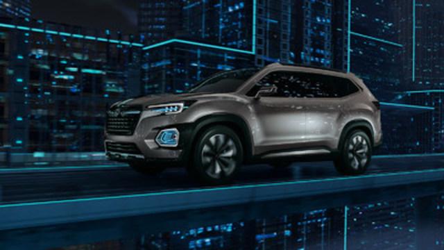 VUS concept Subaru VIZIV-7 (Groupe CNW/Subaru Canada Inc.)