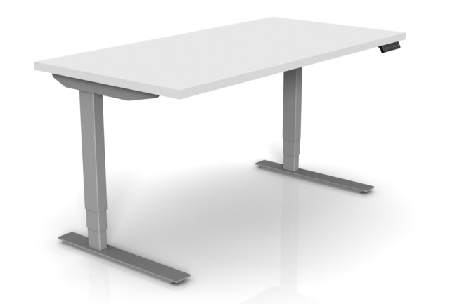 Endeavour automated sit/stand desk