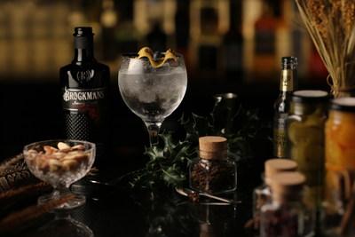 Brockmans Clove Actually Cocktail