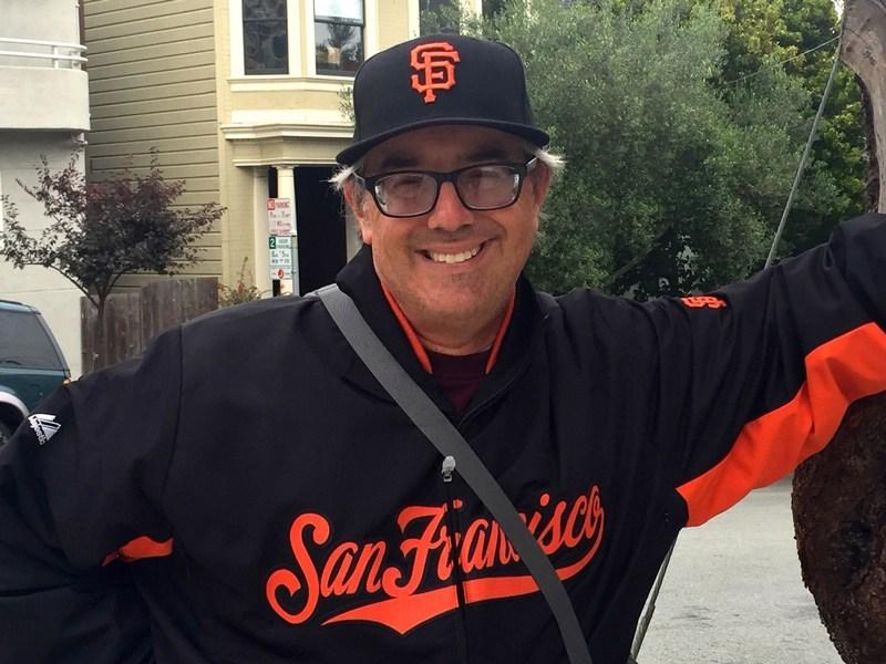 Co-Founder and baseball documentarian Jon Leonoudakis (photo by Super L)