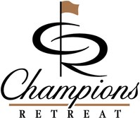Champions Retreat - a revered private golf club located just outside of Augusta, GA - is the only club in the world featuring three individually designed courses by Arnold Palmer, Gary Player and Jack Nicklaus.  www.championsretreat.net (PRNewsFoto/Champions Retreat)
