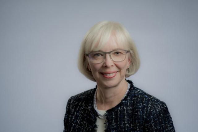 Joy Thomas, présidente et chef de la direction, Comptables professionnels agréés du Canada, nommée au Comité directeur national sur la littératie financière. (Groupe CNW/CPA Canada)