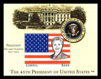Hillary Clinton Postage Stamp as the 45th President of the United States to be Withdrawn