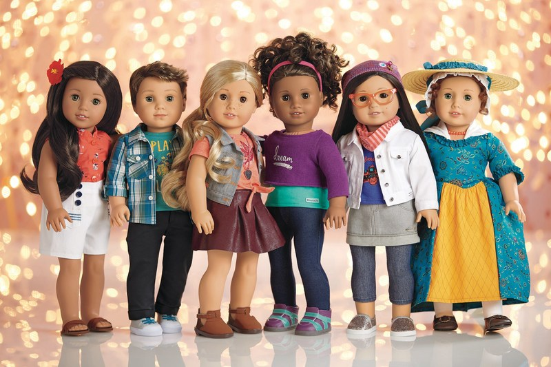 American Girl introduces More Characters and Mores Stories to Love in 2017.