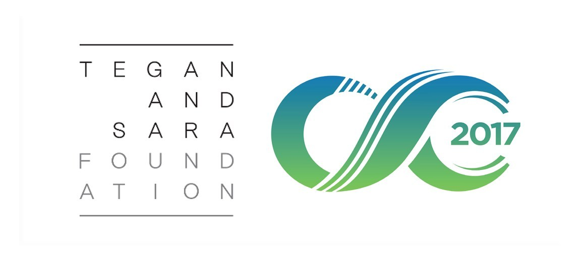 ClexaCon is proud to partner with The Tegan and Sara Foundation.