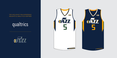 (PRNewsFoto/Qualtrics,The Utah Jazz)