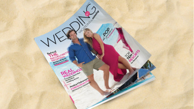 Wedding Vacations by Sunwing Magazine (CNW Group/Sunwing Vacations Inc.)