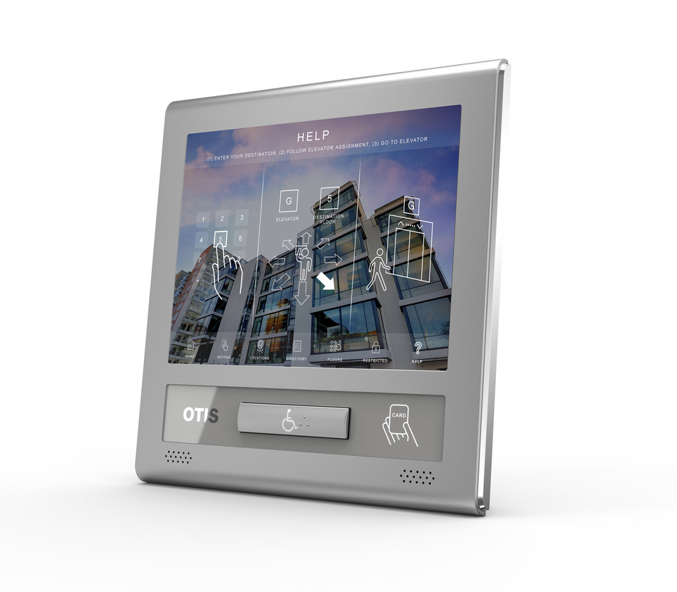 The passenger interface for the new CompassPlus touchscreens and touchpads have been redesigned to produce a stylish, intuitive system.