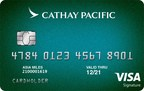 Cathay Pacific And Synchrony Financial Launch Co-Branded Visa Credit Card With Exclusive Rewards For U.S. Travelers