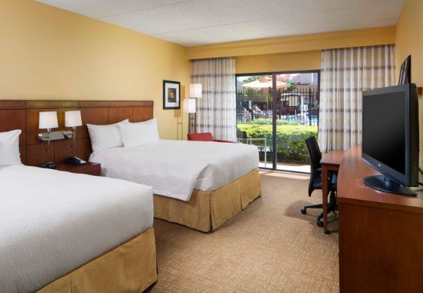 Courtyard Tampa Westshore/Airport has the fuel Yankees fans are looking for during spring training. With the exclusive Stay for Breakfast Package, guests can enjoy spacious accommodations and a complimentary breakfast for two adults and two children. The Bistro - Eat. Drink. Connect. features a menu filled with entrees ranging from classic bowls of oatmeal to light and fluffy egg scramblers. For more information, visit www.marriott.com/TPAWT or call 1-813-874-0555.