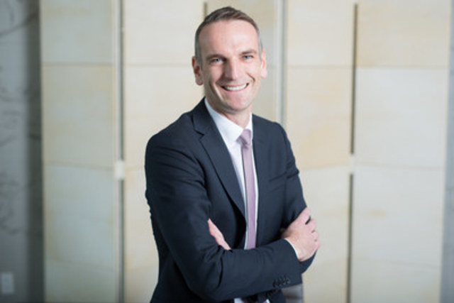 Konrad Grstein, GM of Four Seasons Hotel Toronto (CNW Group/Four Seasons Hotel Toronto)