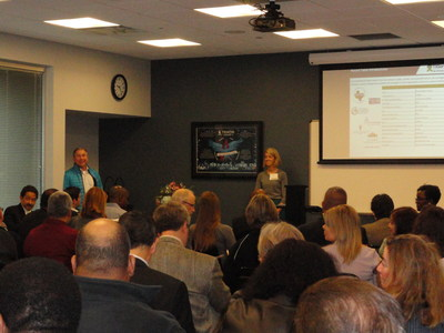 Wounded Warrior Project hosted numerous Veterans Service Organizations at its San Antonio office, for a conference on technology and best practices.