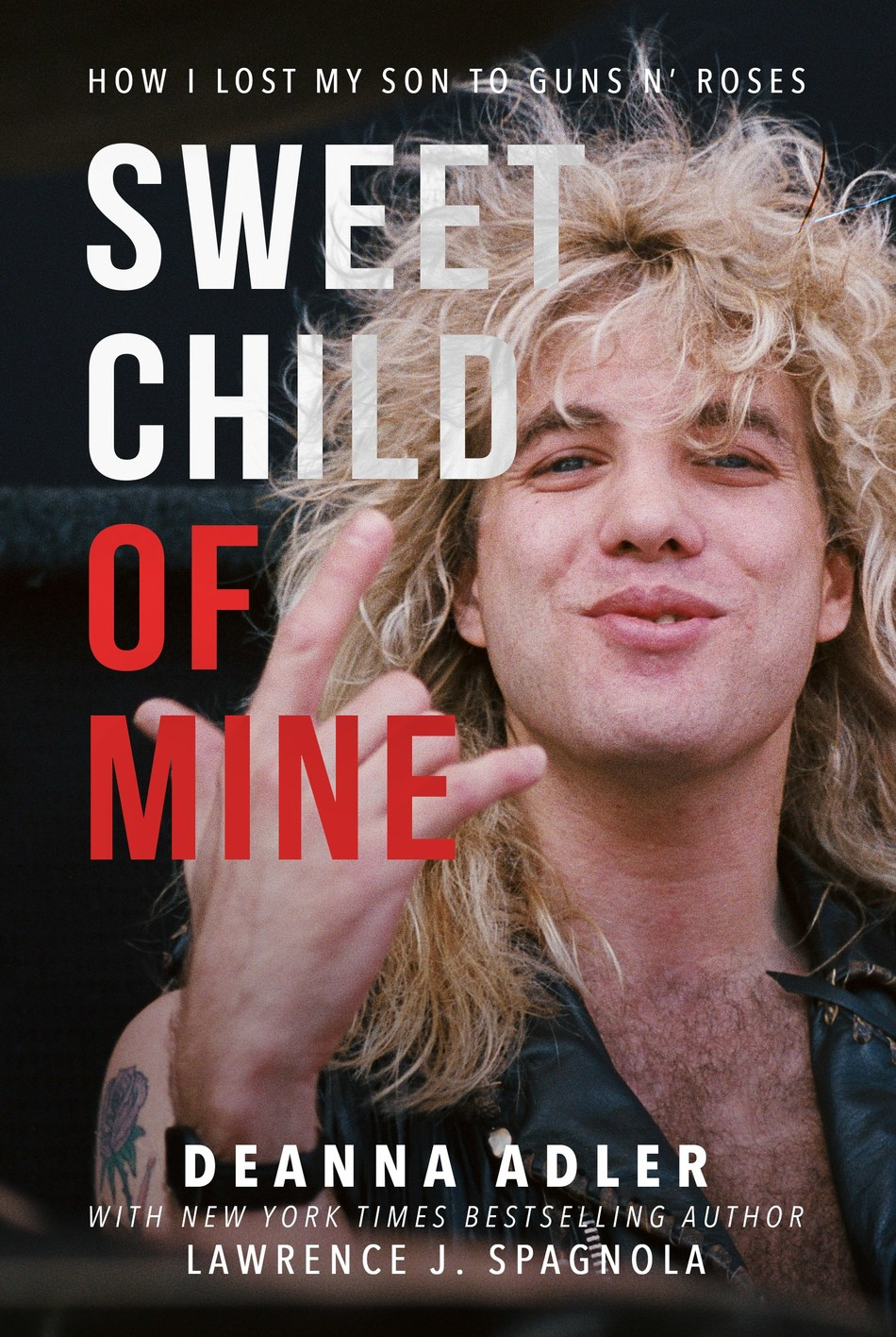 """Cover of """"Sweet Child of Mine."""""""