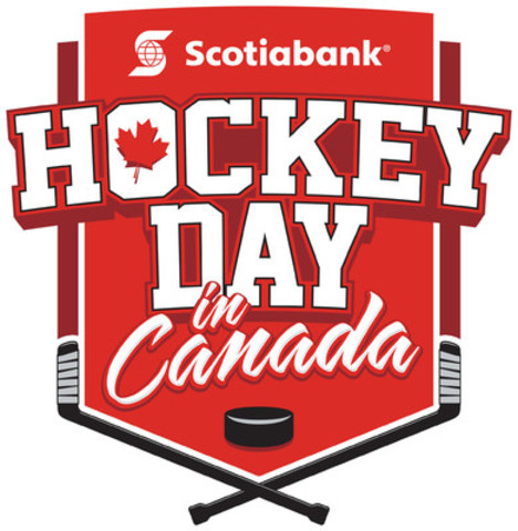Celebrate Scotiabank Hockey Day in Canada on February 18! (CNW Group/Scotiabank)