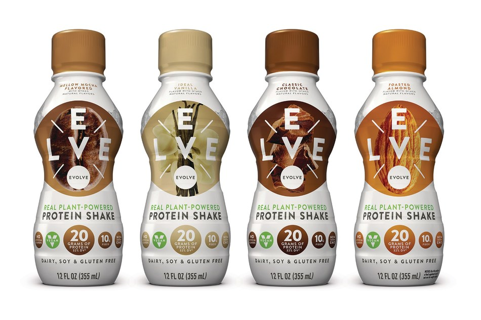The EVOLVE(R) brand comes from the CytoSport, Inc. lineage, with deep roots within one of the most trusted and recognized sports nutrition companies that helped create the protein category.  A sister brand to the MUSCLE MILK(R) brand,  EVOLVE(R) protein products provide a plant-powered protein option for active lifestyle consumers.  It's built on the foundation that simple is better, delicious is best.