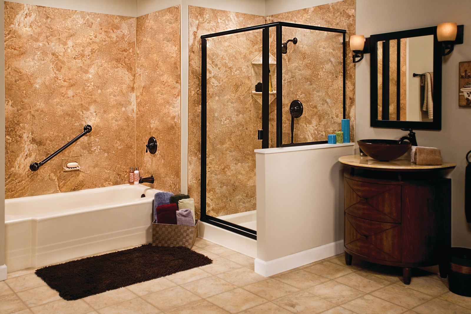 winstar home services offers baltimore residents tips for a stylish cost effective bathroom remodel