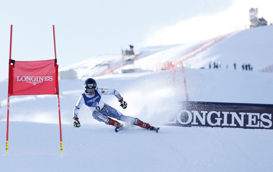 """Longines Future Ski Champions 2017"" Erika Pykäläinen - Zoom Agency Longines (PRNewsFoto/LONGINES)"