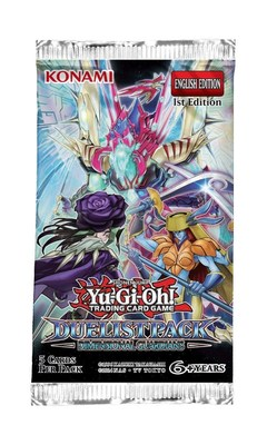 May's Yu-Gi-Oh! Duelist Pack Dimensional Guardians