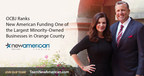 OCBJ Ranks New American Funding One of the Largest Minority-Owned Businesses in Orange County