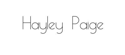 Rising Star Hayley Paige Announces App Launch