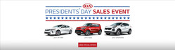 Tampa-area dealer Friendly Kia is participating in Kia's Presidents' Day sales event, with special incentives and discounts on many 2017 models, including the 2017 Sorento SUV, 2017 Optima sedan and 2017 Soul crossover.