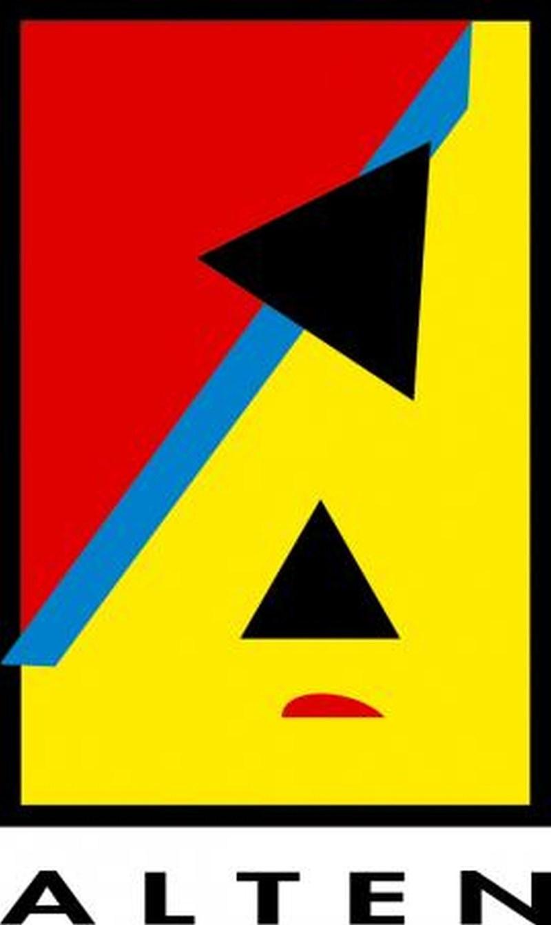 ALTEN Logo (PRNewsFoto/ALTEN)