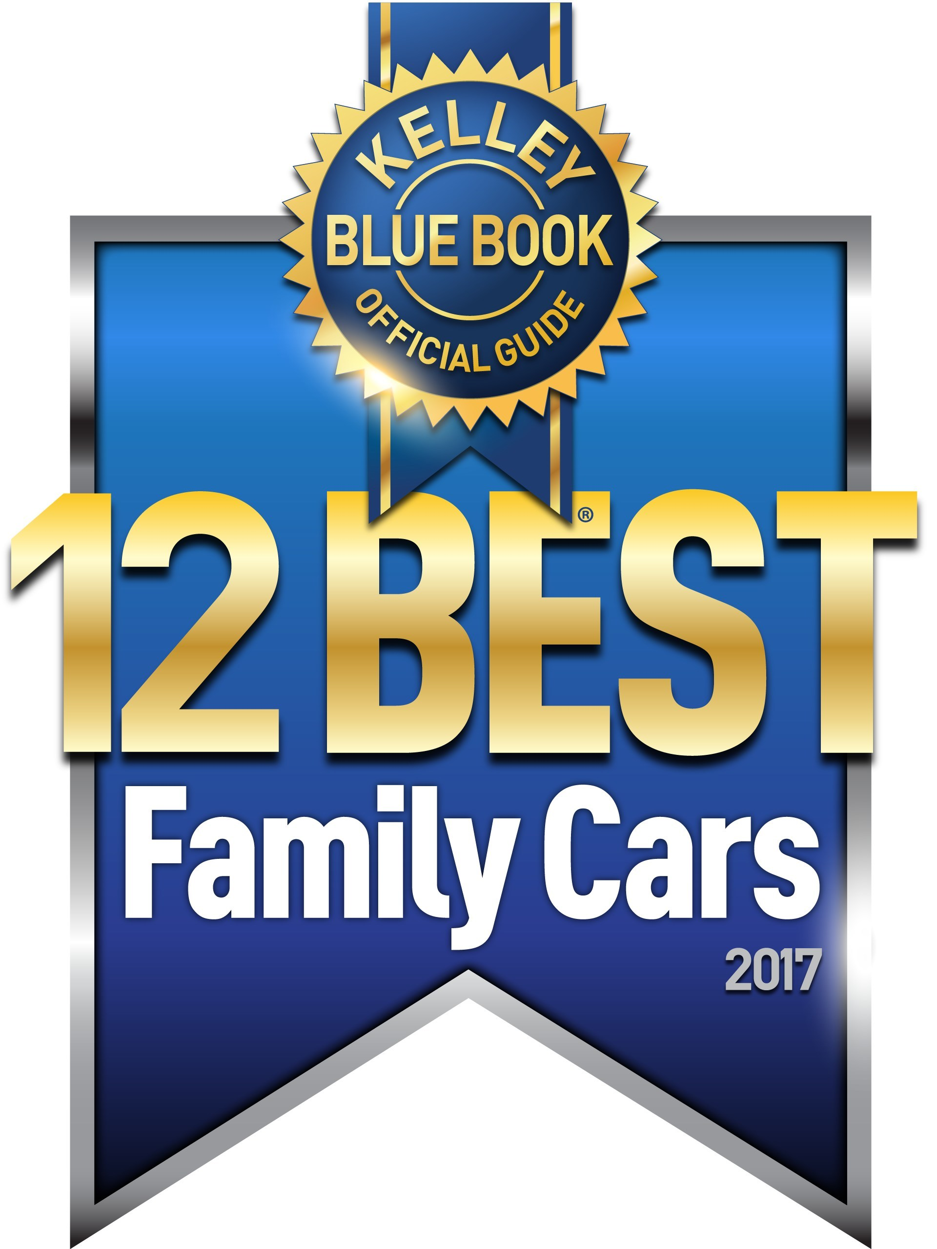 Kelley Blue Book Names Best Family Cars Of 2017
