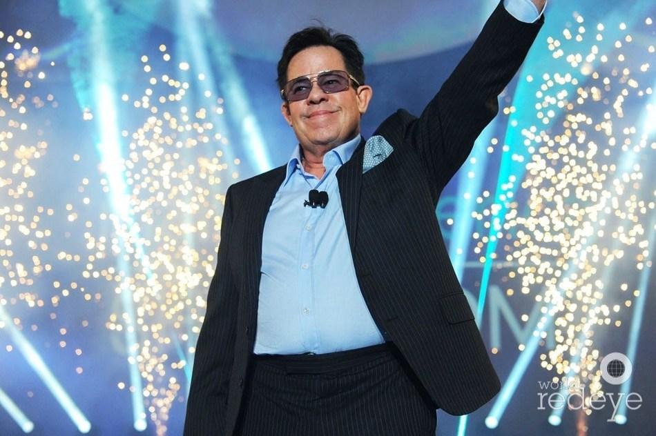 JR Ridinger, Founder, Chairman & CEO of Market America SHOP.COM