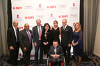 Rich Eisen honored with the 2017 Pat Summerall Award during Super Bowl LI week at Legends for Charity® Dinner