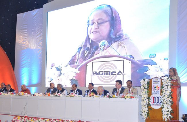 Organized by Bangladesh Garment Manufacturers and Exporters Association (BGMEA) in collaboration with Bangladesh Apparel Exchange (BAE)