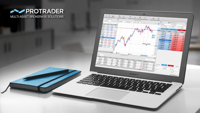 PFSOFT adds Mac front end to their Protrader brokerage solution