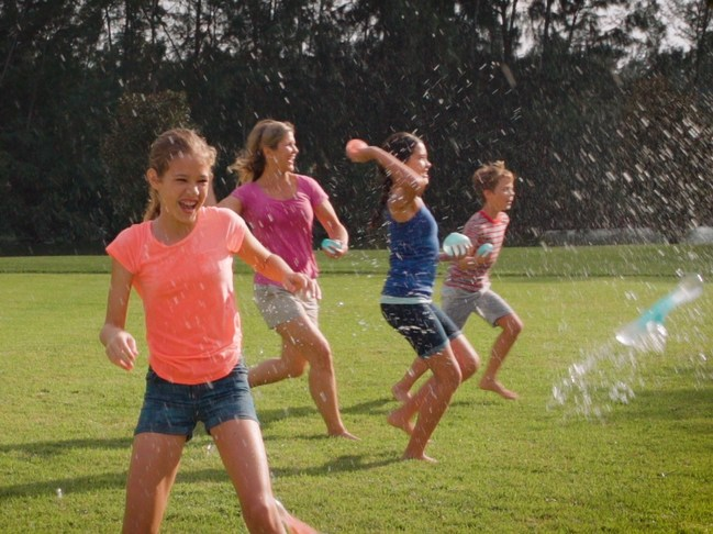 Water Wubble Water Balloon Balls can be refilled hundreds of times!