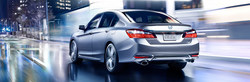 In addition to Matt Castrucci Honda's used vehicle inventory, the dealership also houses a wide variety of new Honda vehicles, including the 2017 Honda Accord Sport.