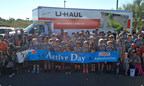 U-Haul Named Gold Fit-Friendly Worksite by American Heart Association