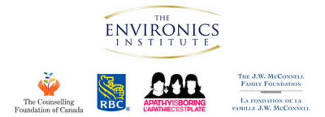 La génération Y du Canada - Étude sur les valeurs sociales a été réalisée par Environics Institute for Survey Research, en partenariat avec The Counselling Foundation of Canada, la RBC, la fondation de la famille J.W. McConnell et L'apathie c'est plate. (Groupe CNW/The Counselling Foundation of Canada)