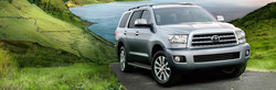 The 2017 Toyota Sequoia is available now at Arlington Toyota in Palatine, IL.