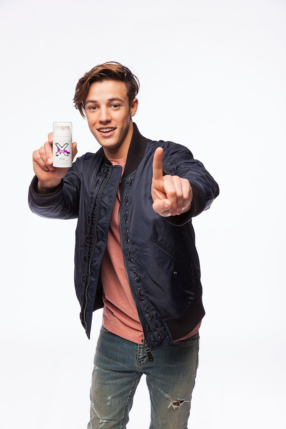 X OUT announces social media star Cameron Dallas as newest spokesperson