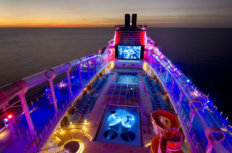 Disney Dream - Disney Cruise Line - Best Overall, Large Ship - Cruise Critic Cruisers' Choice Awards 2017. Photo Credit: Disney Cruise Line