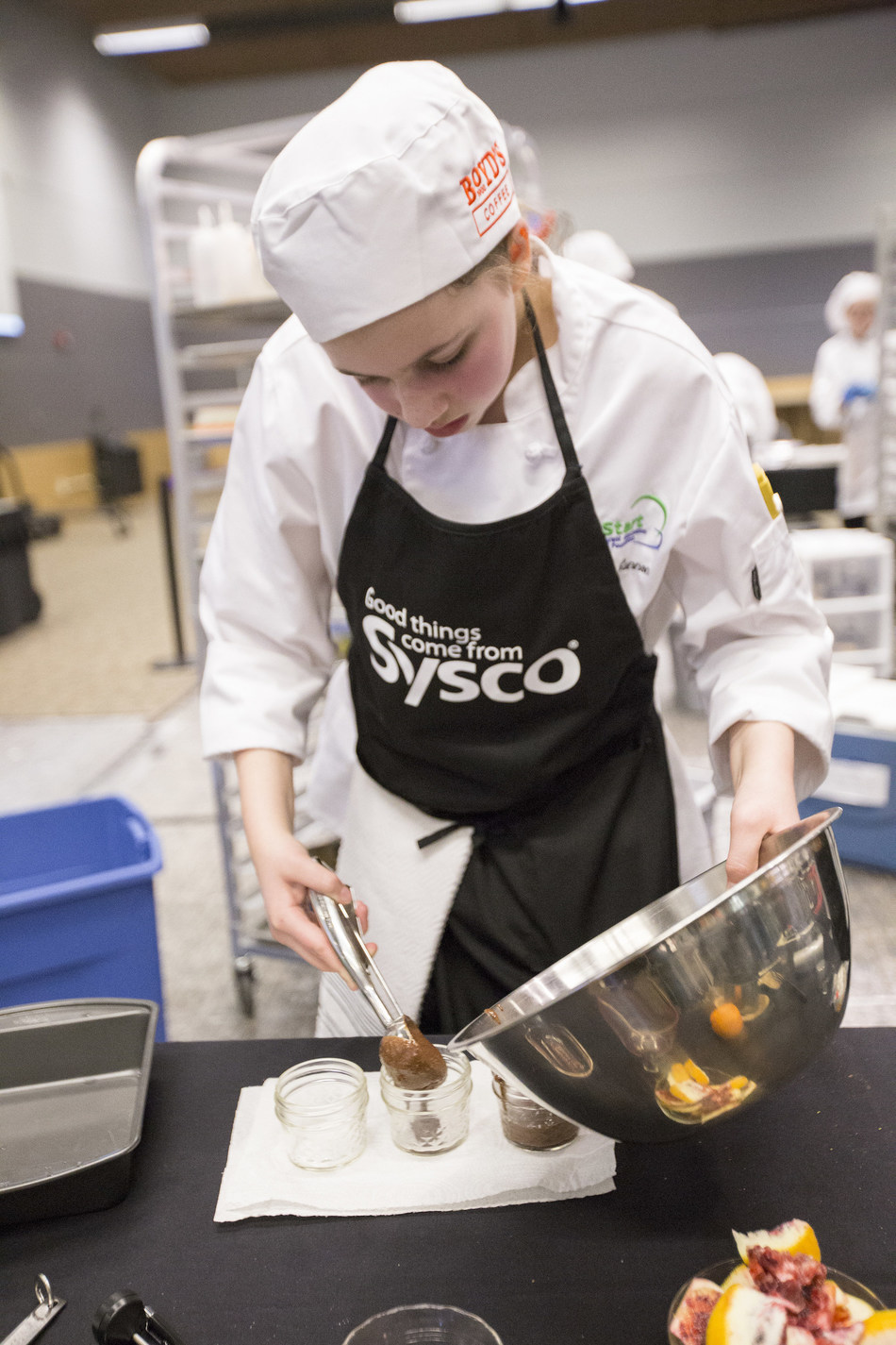 Local Teens Face Off in Premier Youth Culinary, Restaurant Management Competition - 2017 Washington ProStart Invitational