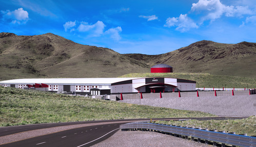 Switch TAHOE RENO Now Open: Largest, Most Advanced Data Center Campus in the World